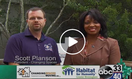 Scott Planson Featured On Abc 33 40 Changing Spaces