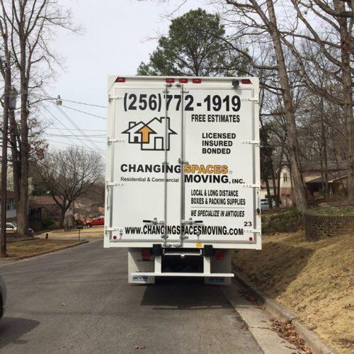 Huntsville Moving Company