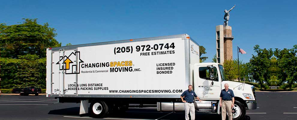 Moving Company Birmingham AL