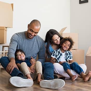alabama family preparing kids for move